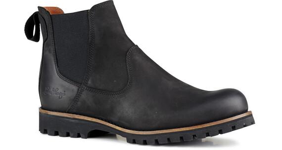 Lundhags Unisex Cobbler Boot Black Nubuck